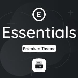 Essentials GPL Theme Download