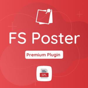FS Poster GPL Plugin Download
