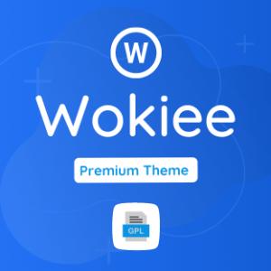 Wokiee GPL Theme Download