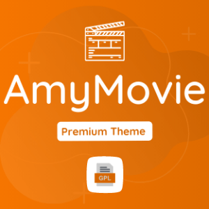 AmyMovie GPL Theme Download