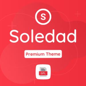 Soledad GPL Theme Download