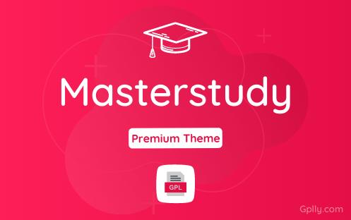 Masterstudy GPL Theme Download
