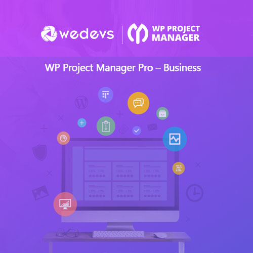 WP Project Manager Pro – Business 2.5.4