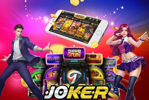 Agen Joker Gaming Situs Game Slot Online