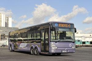 Hypnovis, prototype de bus hybride