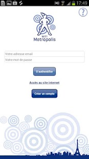application metropolis 1