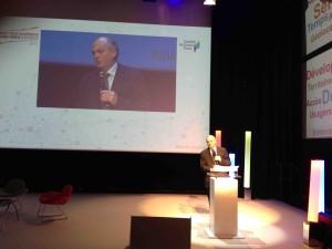 Philippe Yvin, le 16 juin 2014, Futur en Seine