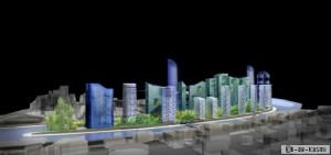 Projet de Skyline de Brigit de Kosmi