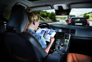 Projet SARTRE Volvo