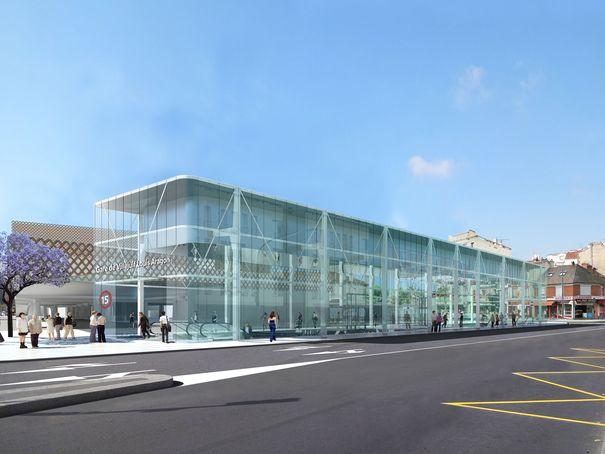 Grand Paris Express Gare Villejuif Louis Aragon
