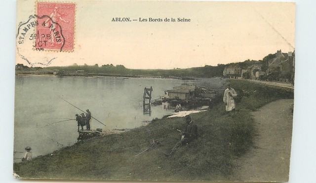 Ablon Les bords de la Seine