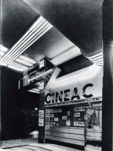 Cineac extérieur