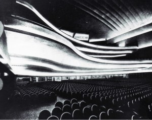 Cineac intérieur