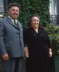 Epoux Clerbois 1955