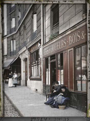 25 rue des Boulangers par Stephane Passet