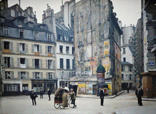 Paris (IIe arr.) par Stéphane Passet
