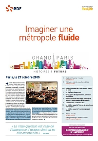 HF3 Imaginer une métropole fluide