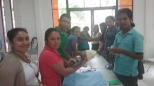 Helping Babies Breathe at the UNAN