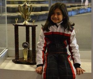 Westchester Teen Becomes Professional Car Racer