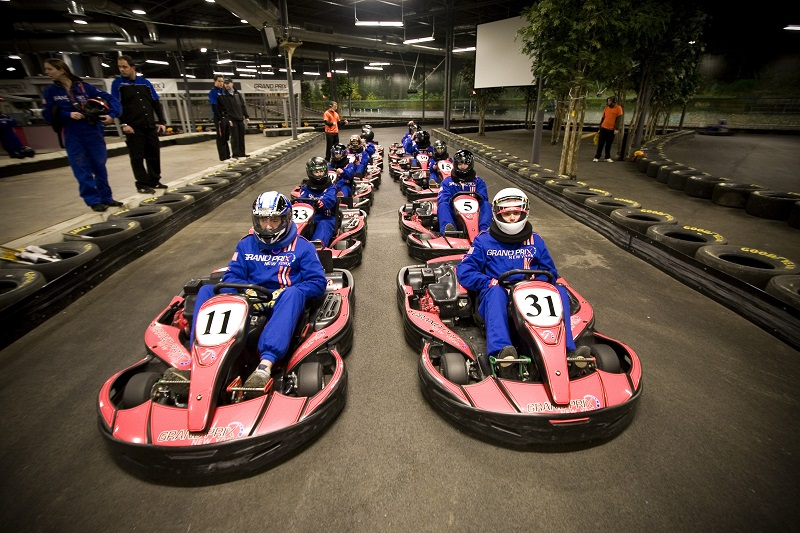 Westchester 2013 Bucket List: Go-Kart Racing at Grand Prix New York