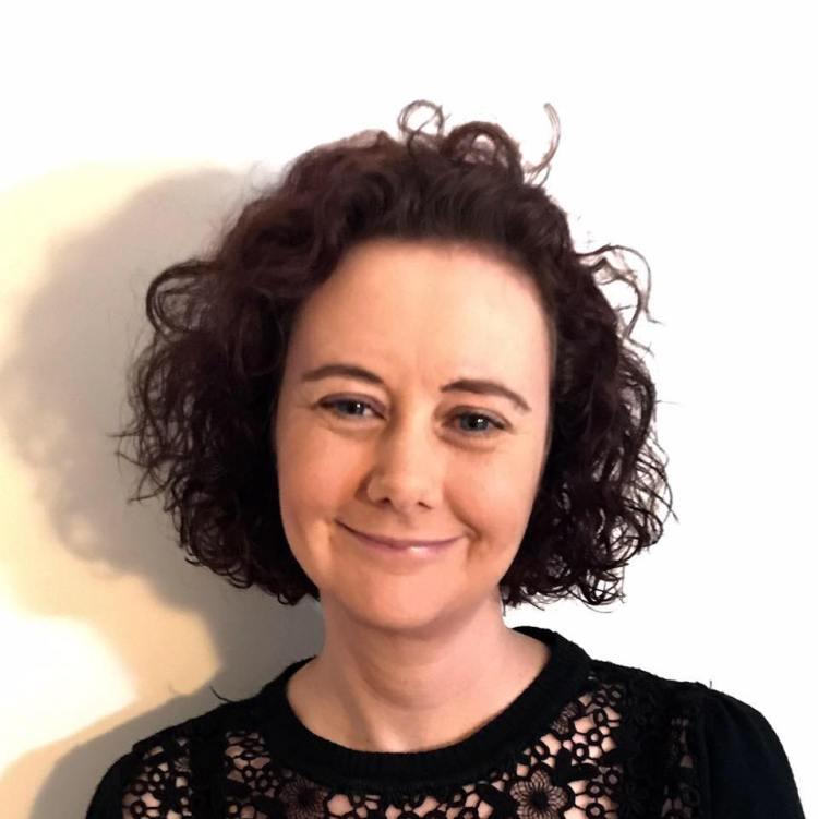 Therapist Gemma Pearson