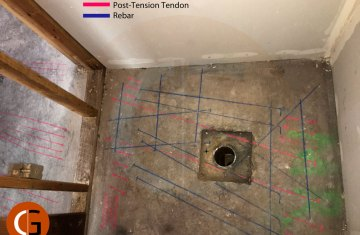 Post Tension Slab Plumbing | Licensed HVAC and Plumbing