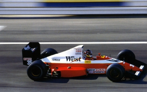 Aguri Suzuki never came close to getting past pre-qualifying throughout 1989.