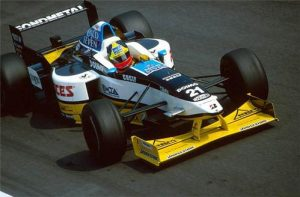 Ex-Minardi driver Tarso Marques joined Phoenix in Malaysia, but the cars never left customs.