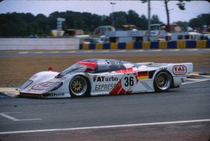Exploring a loophole, the successful Dauer 962 was banned for the following year.