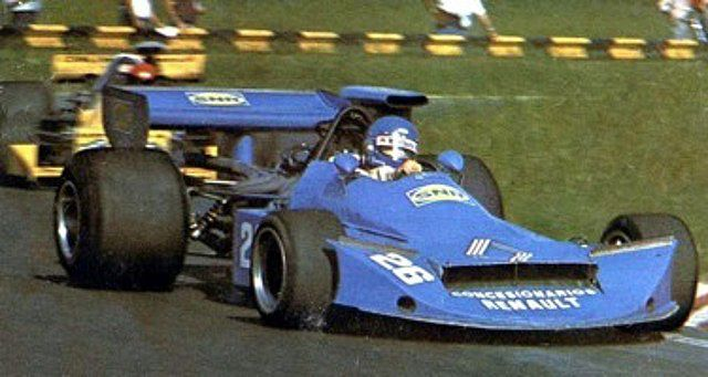 Miguel competed in Argentina's premier single-seater series in 1977.