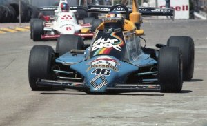 Miguel flaunted his consistency in F2 Codasur, including in 1985 with four podiums.