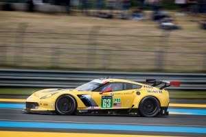Jan Magnussen, 24 Hours of Le Mans 2017 (Corvette Racing)
