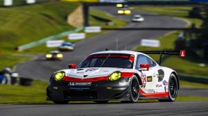 Bruni and Vanthoor tackle Virginia International Raceway