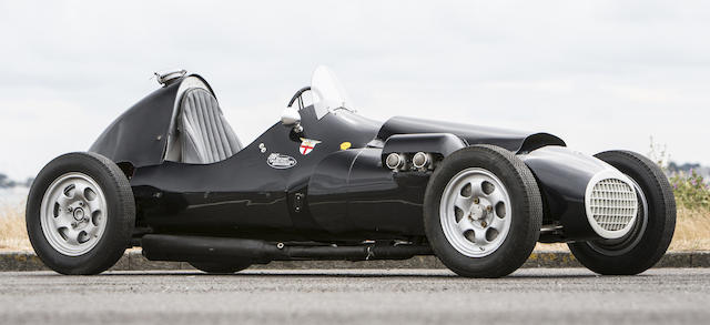 The NB42 in its present day-guise (Photo: Bonhams Auctions)