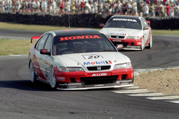Tarquini tried and failed to take the Accord to the promised land on two different occasions.