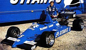JH20 1985 - Philippe Streiff (F3000) 1