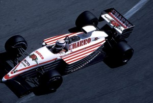 AGS JH22 at Monaco, with periscope airbox