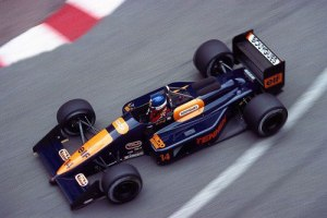 JH23 1988 - Philippe Streiff (F1 Monaco)