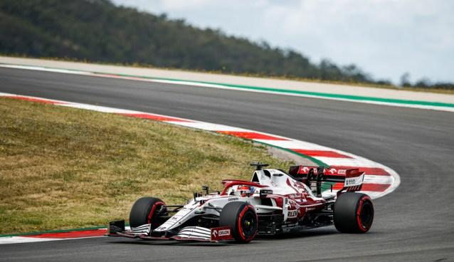 Photography:  Alfa Romeo Racing ORLEN