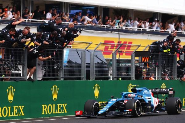 Photo: Formula 1 Media / Getty Images