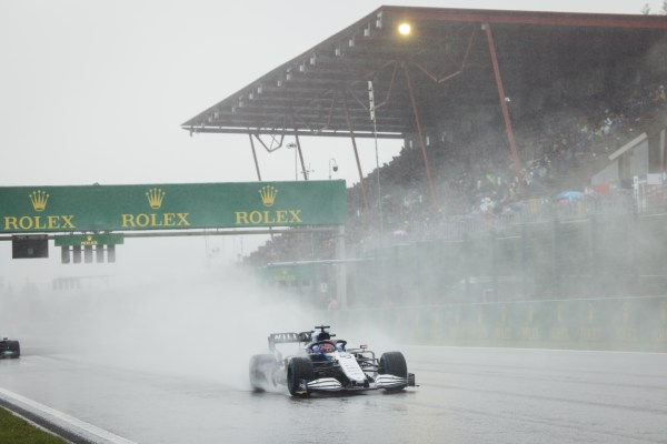 Photo: Williams Racing Media