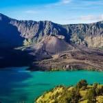 Gunung Rinjani Primadona Pulau Lombok