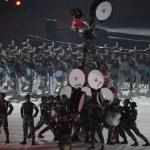 Hujan Tidak Menghalangi Kemeriahan  Acara Penutupan Asian Games 2018