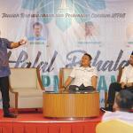 Mardani H. Maming Puji Kemajuan Pembangunan Sektor Pelabuhan di Era Jokowi