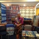 Tiga Wastra Indonesia Hadir di Warisan