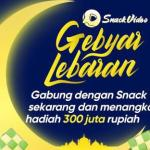 Gebyar Lebaran Snack Video