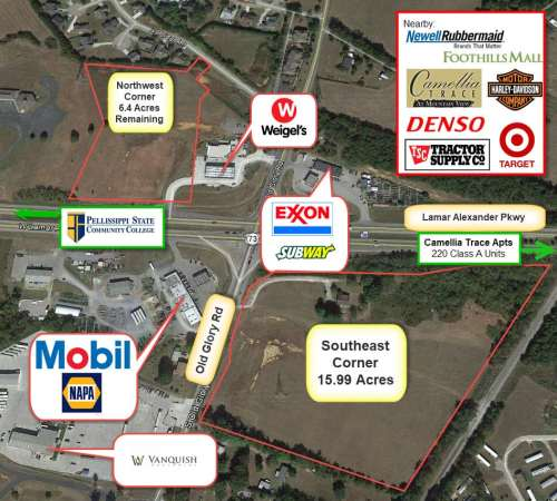 commercial real estate knoxville