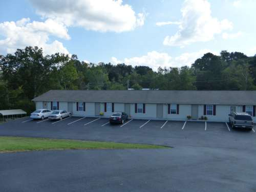 Brookside Apartments, located in Seymour, Tenn.