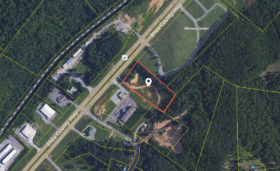 US Hwy 27/Rhea County Hwy 3.68 Acres Commercial Land