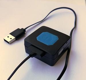 Миниатюрный, автономный GPS трекер Teltonika TMT 250